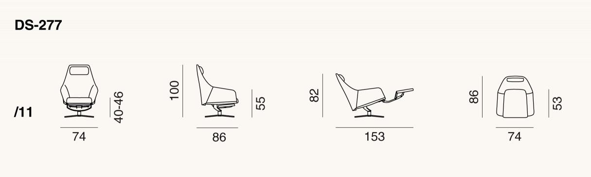 デセデ DS-277 drawing
