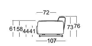 Rof Benz 550 TENO drawing