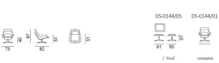 de Sede DS-144 drawing-1