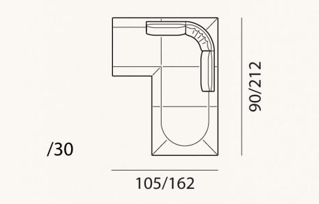 de Sede DS-165 30 drawing