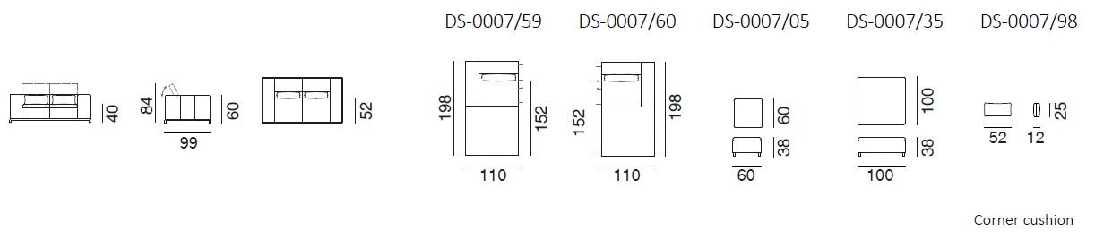 de Sede DS-7 drawing-3