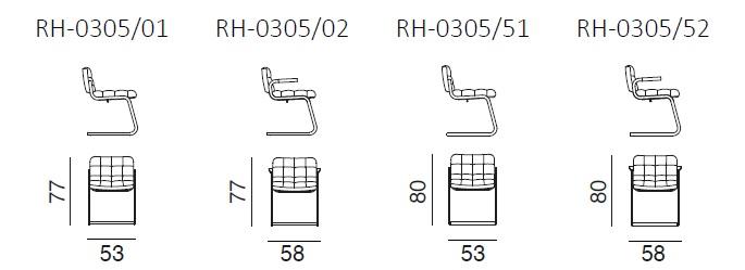 de Sede RH-305 drawing