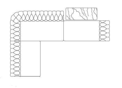 Poltrona Frau Chester Line drawng-2