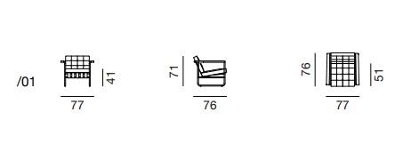 de Sede HE-113 drawing
