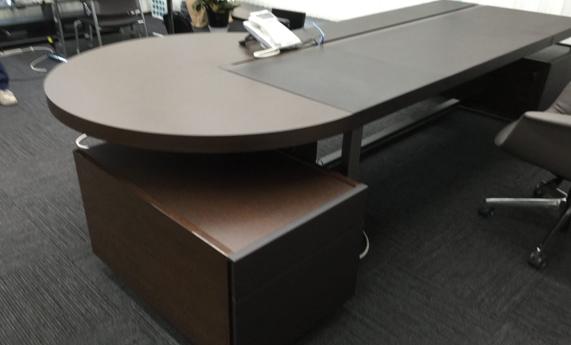 Poltrona Frau JOBS Exective Desk