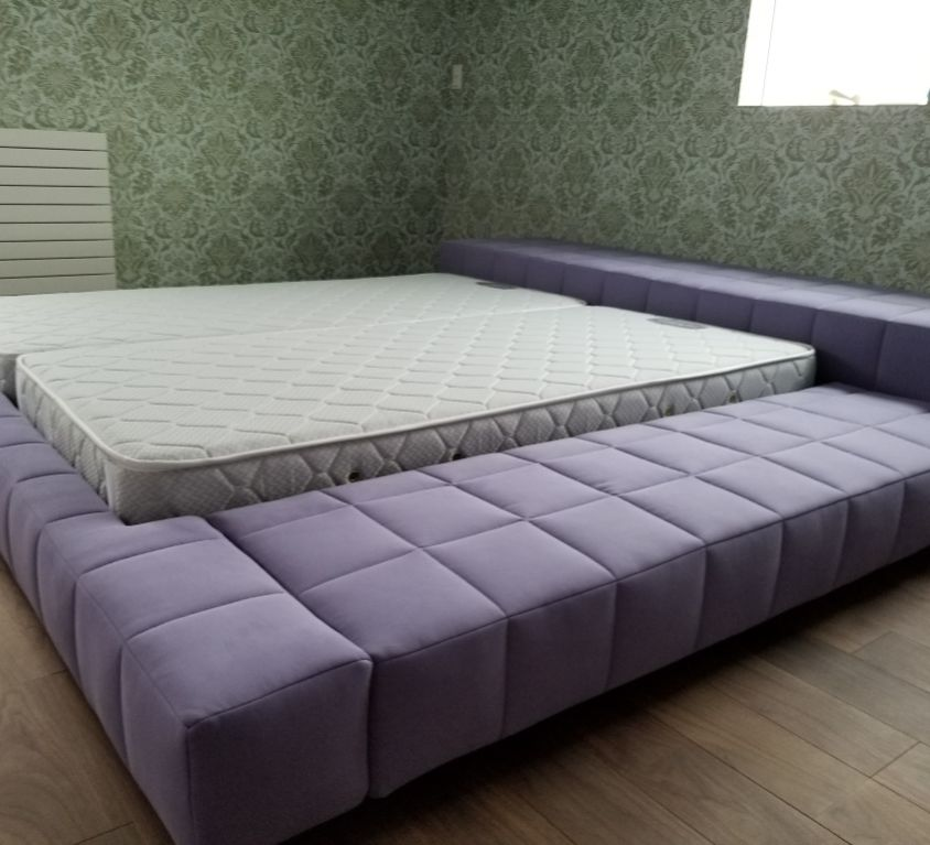 Bonaldo SQUARING PENISOLA bed