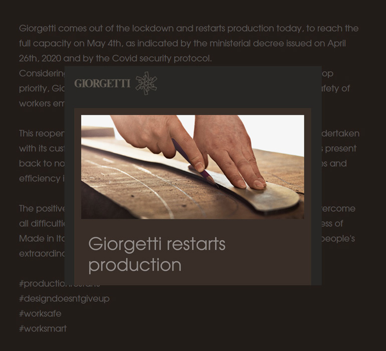 イタリア・来週 5月4日からロックダウンの解除