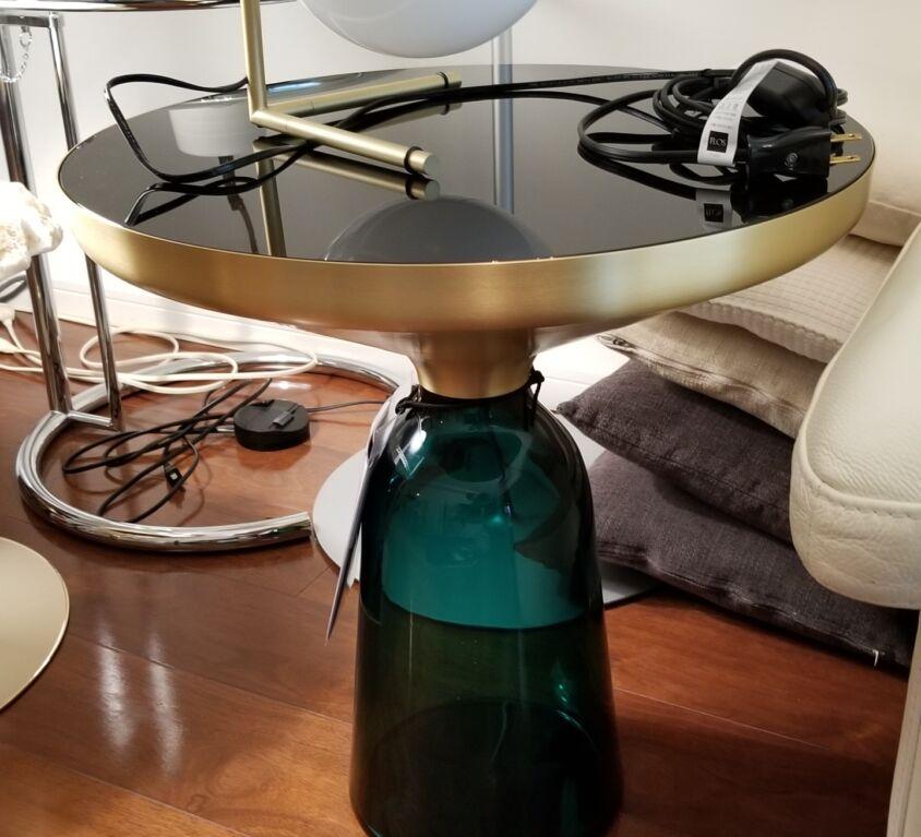 ClassiCon BELL サイドテーブル・コーヒーテーブル、Flos IC LIGHTS