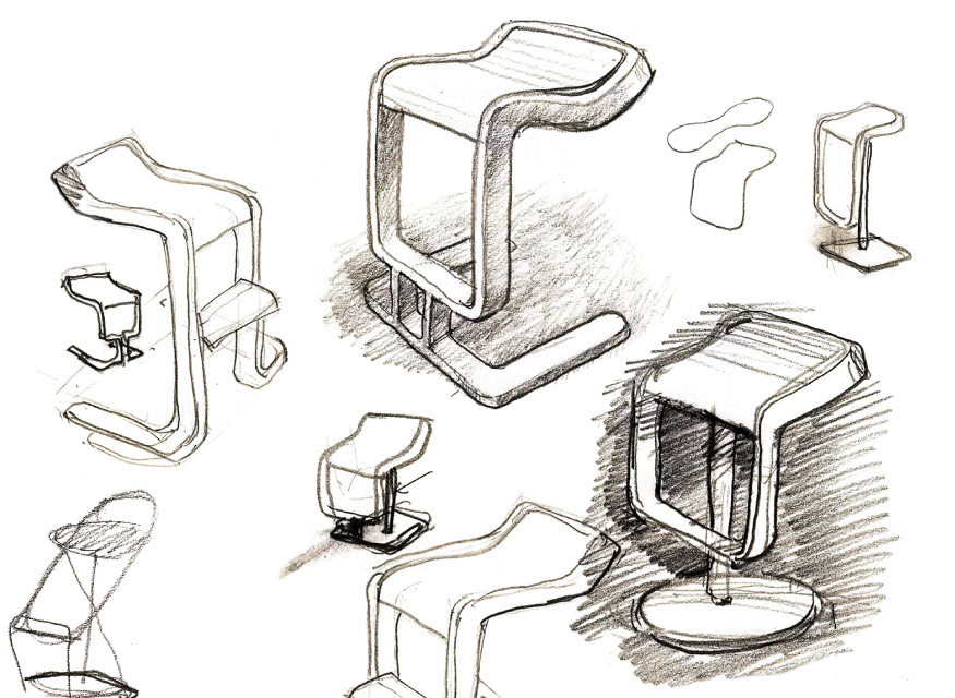 """LEM"" Sketch: Shin & Tomoko Azumi"