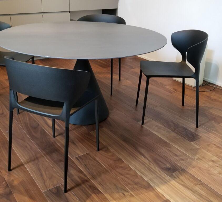 DESALTO CLAY テーブル・KOKI チェア