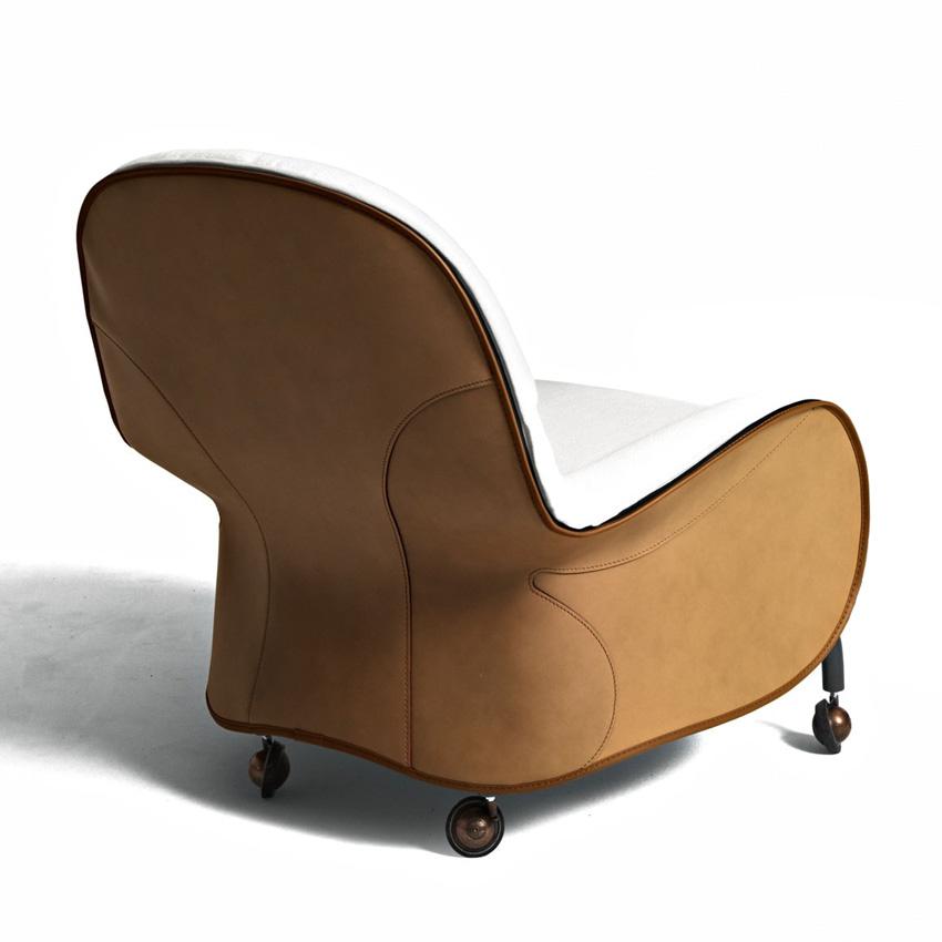 De Padova LOUISIANA armchair