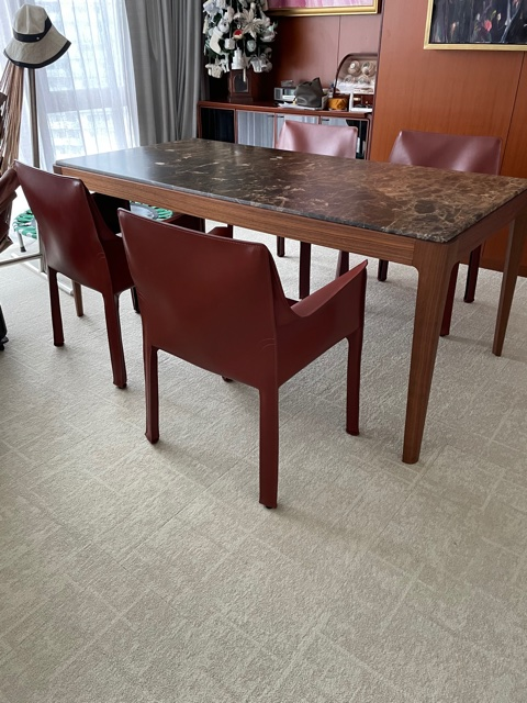 Cassina 413 CAB アームチェア