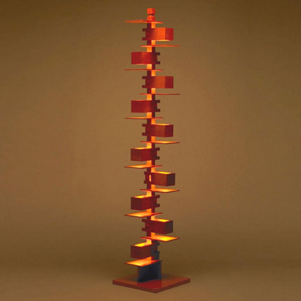 "Frank Lloyd Wright ""TALIESIN 2"" cherry"