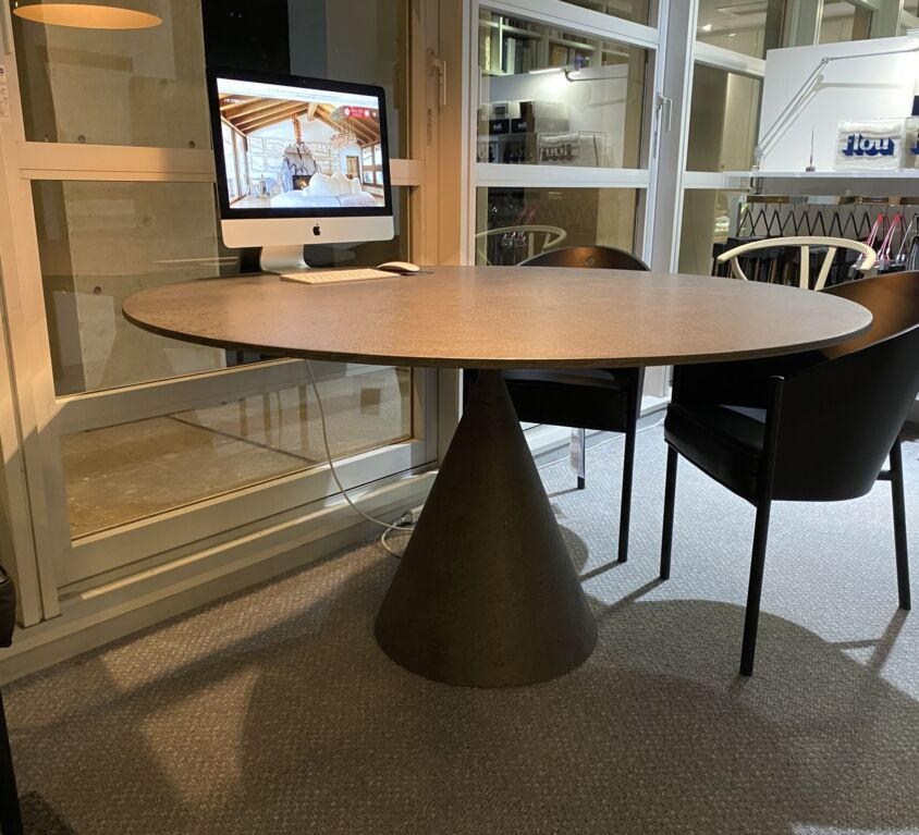 DESALTO CLAY テーブルΦ140cm