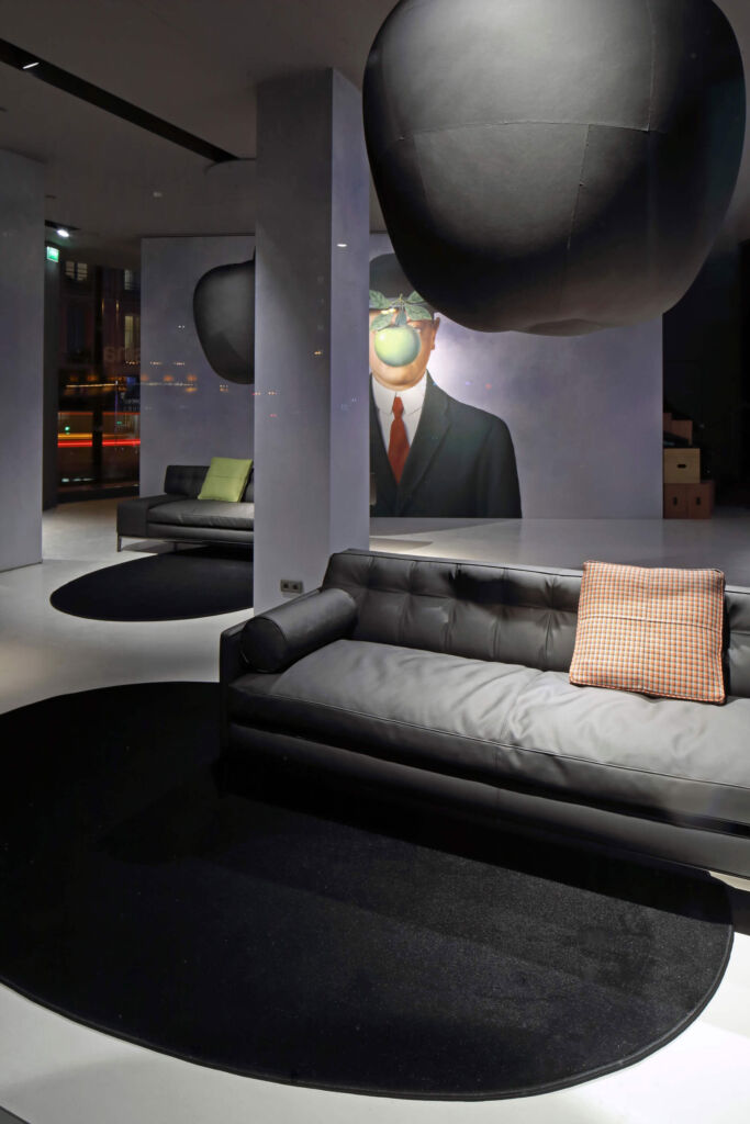 Cassina Croque La Pomme - by Philippe Starck at Cassina Paris Rive Gauche 4