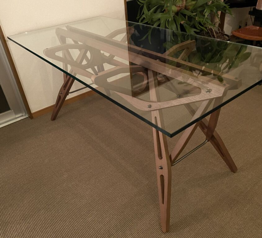 Zanotta REALE テーブル