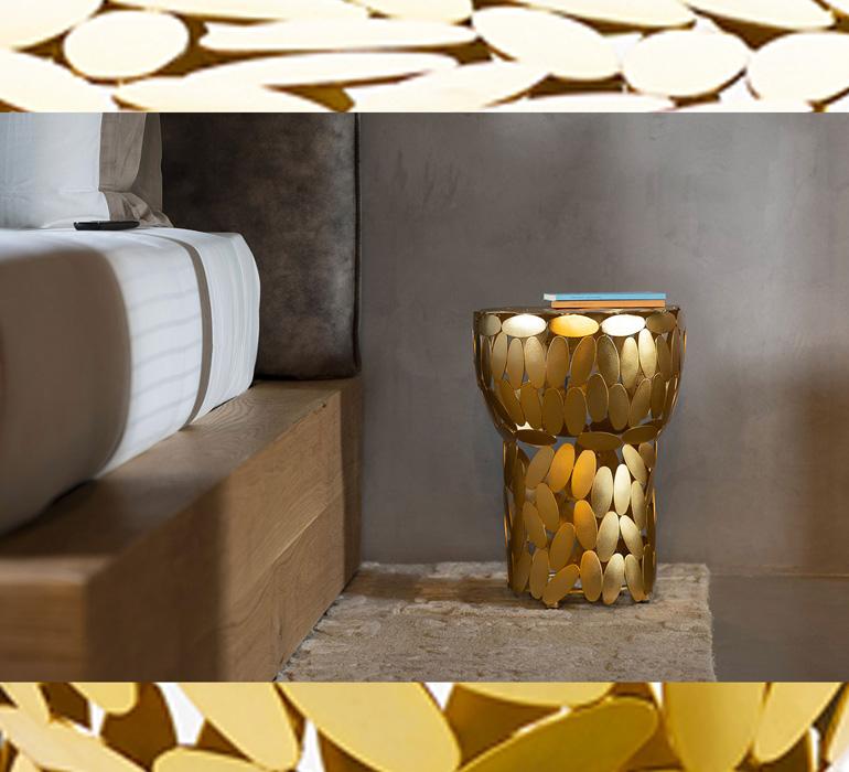 """Side tables with perfect design """"Tonin CASA, ClassiCon, &tradition, OPINION CIATTI"""""""