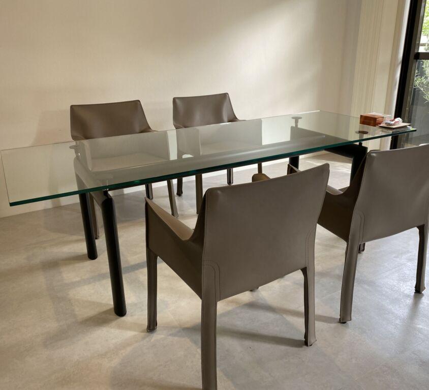 Cassina LC6 テーブル・413CAB アームチェア