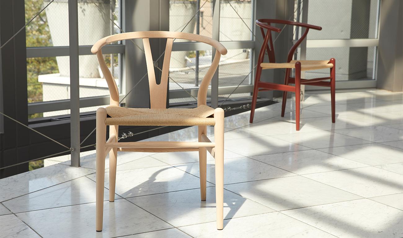姉妹サイト デンマーク家具.COMのご紹介 CH24画像